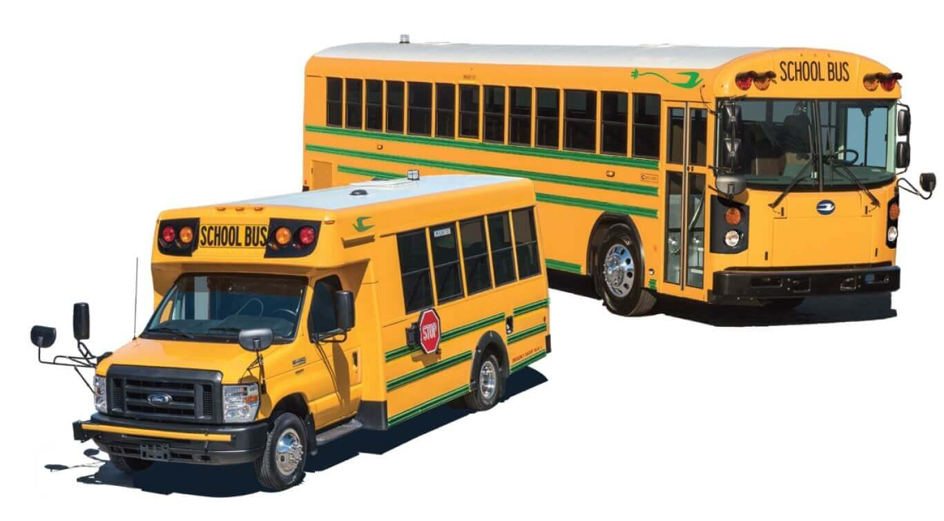 Blue Bird Bus >> Blue Bird Delivers Its First Electric School Buses Ngt News