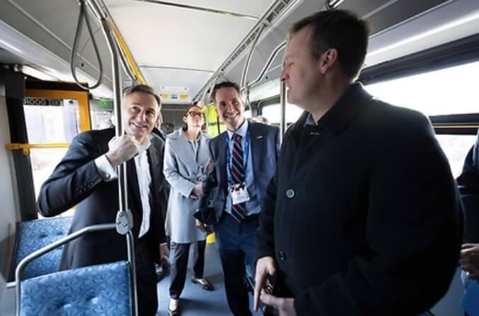En Route to Zero-Emissions, King County Metro Tries out New