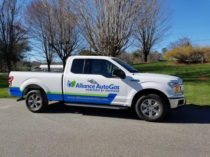 alliance autogas