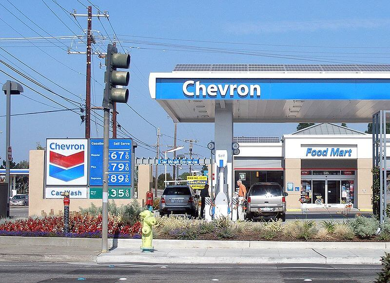 Gas Stations In California >> Chevron Embraces Ev Charging At California Gas Stations
