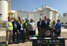 landfill biogas
