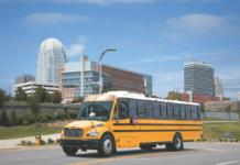 propane bus