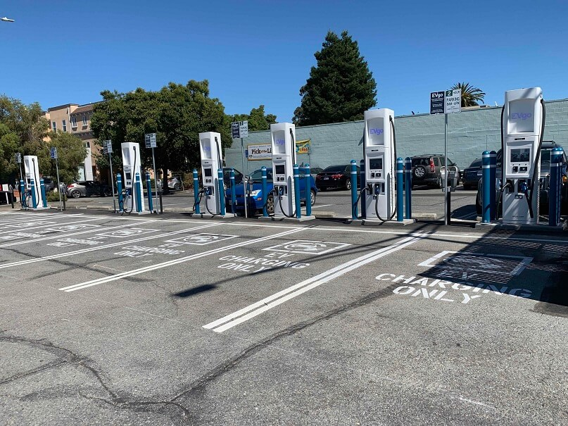 City of Burlingame Welcomes Public EV Fast-Charging - NGT News