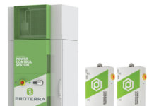 proterra charging