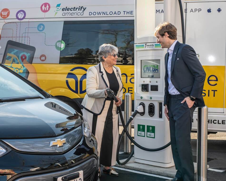 Electrify America Expands To 100 Ev Charging Stations In California Ngt News
