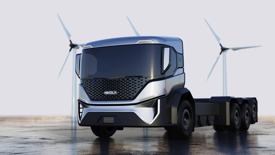 Nikola stock surges on deal for garbage truck no one's seen publicly