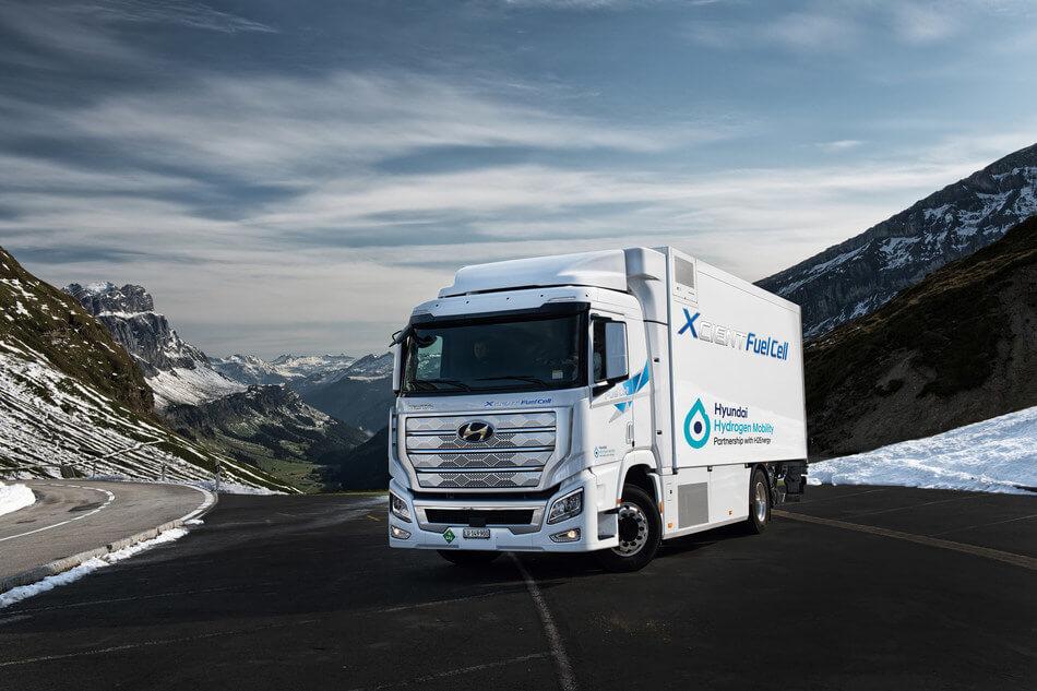 Coop Switzerland To Add Hydrogen Trucks To Its Fleet