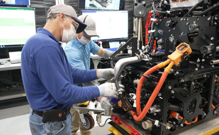 Toyota Motor Manufacturing Kentucky